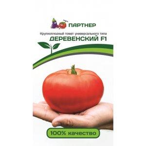 Семена Партнер томат Деревенский F1, 10 сем.