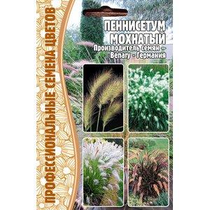 Семена Трава Пеннисетум Мохнатый, 10 сем.