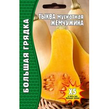 Семена Тыква Мускатная жемчужина, 5г