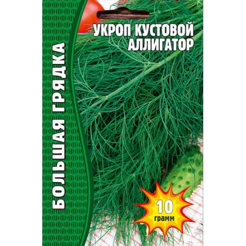 Семена Укроп Кустовой Аллигатор