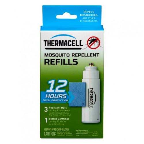 Дополнительный комплект на 12 часов для отпугивателей комаров ThermaCELL®