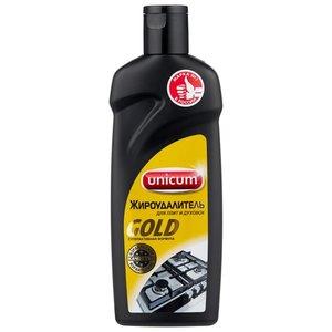 Unicum Жироудалитель GOLD для плит и духовок, 380 мл