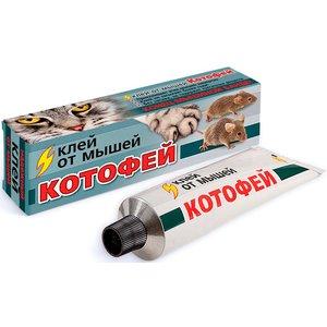 """Клей """"Котофей"""", от мышей и крыс, 135 г"""