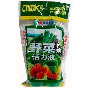 """Японское удобрение Yorkey, """"Для больших растений и цветов"""" (2шт/100мл)"""