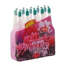 Японское удобрение Минеральное для активации роста и цветения цикламенов, 10шт/35мл