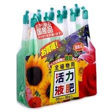Японское удобрение Универсальное для всех видов растений. 10шт/35мл
