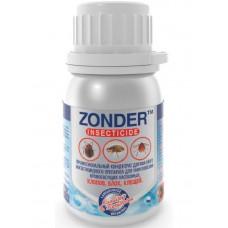 Средство от клопов, тараканов, блох, мух Zonder (Зондер), 100мл