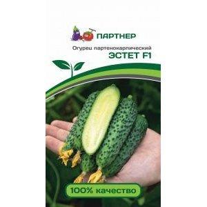 Семена Партнер Огурец ЭСТЕТ F1 (5 шт.) 2-ной пак