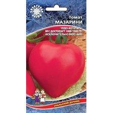 Семена Томат Мазарини (среднеранний, плод до 800 г, открытый грунт, теплица, 20 шт.)