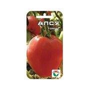 Семена Томат Алсу (среднеранний, детерминантный, плод до 500 г, открытый грунт, теплица)