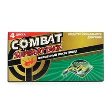 Ловушки для муравьев Combat SuperAttack, 4шт