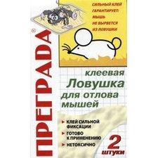 Клеевая ловушка для мышей «Преграда»