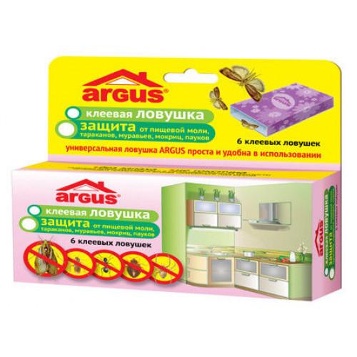Защита от пищевой моли, тараканов, муравьев, мокриц, пауков / Argus