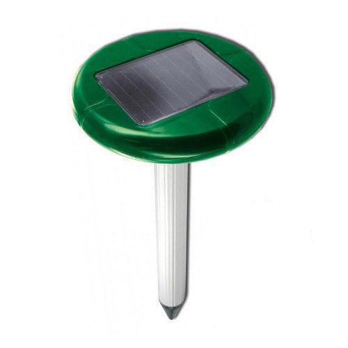 Отпугиватель кротов на солнечной батарее MC-15 с изменяемой частотой