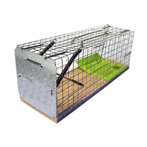 Крысоловка-клетка (ловушка)